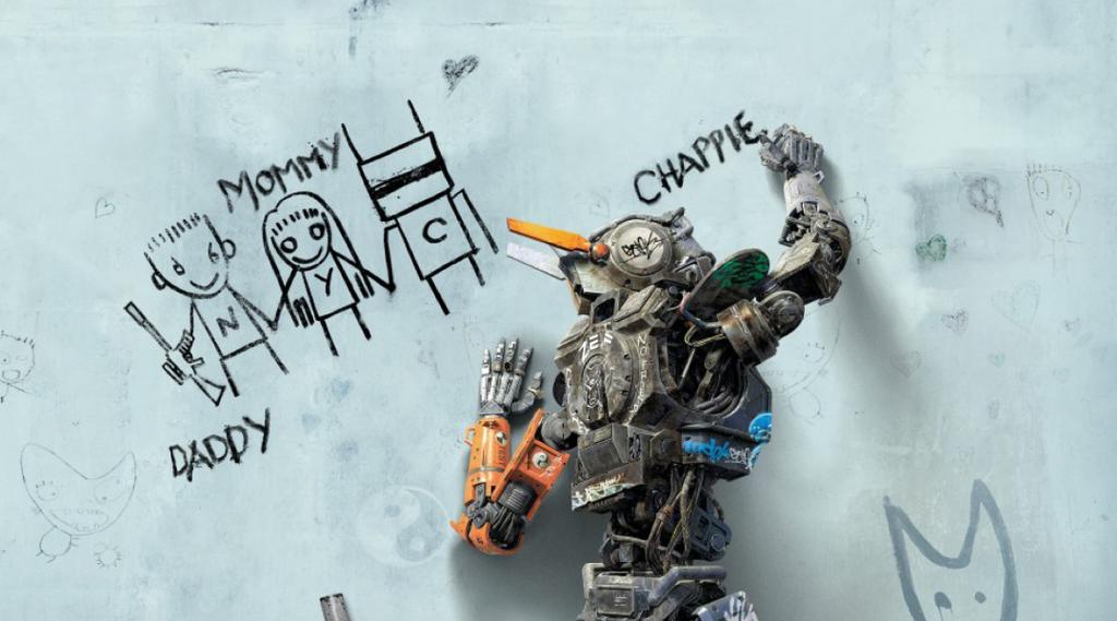 Inteligencia artificial en 'Chappie': la autoconsciencia robótica tan 'tabula rasa'