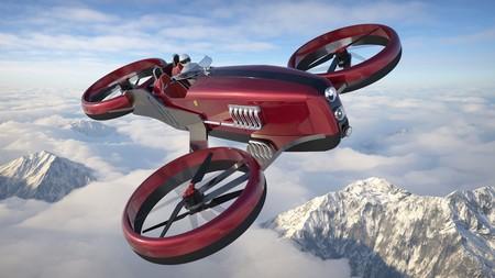 Lazzarini FD One, el Ferrari con el que podrás surcar el cielo