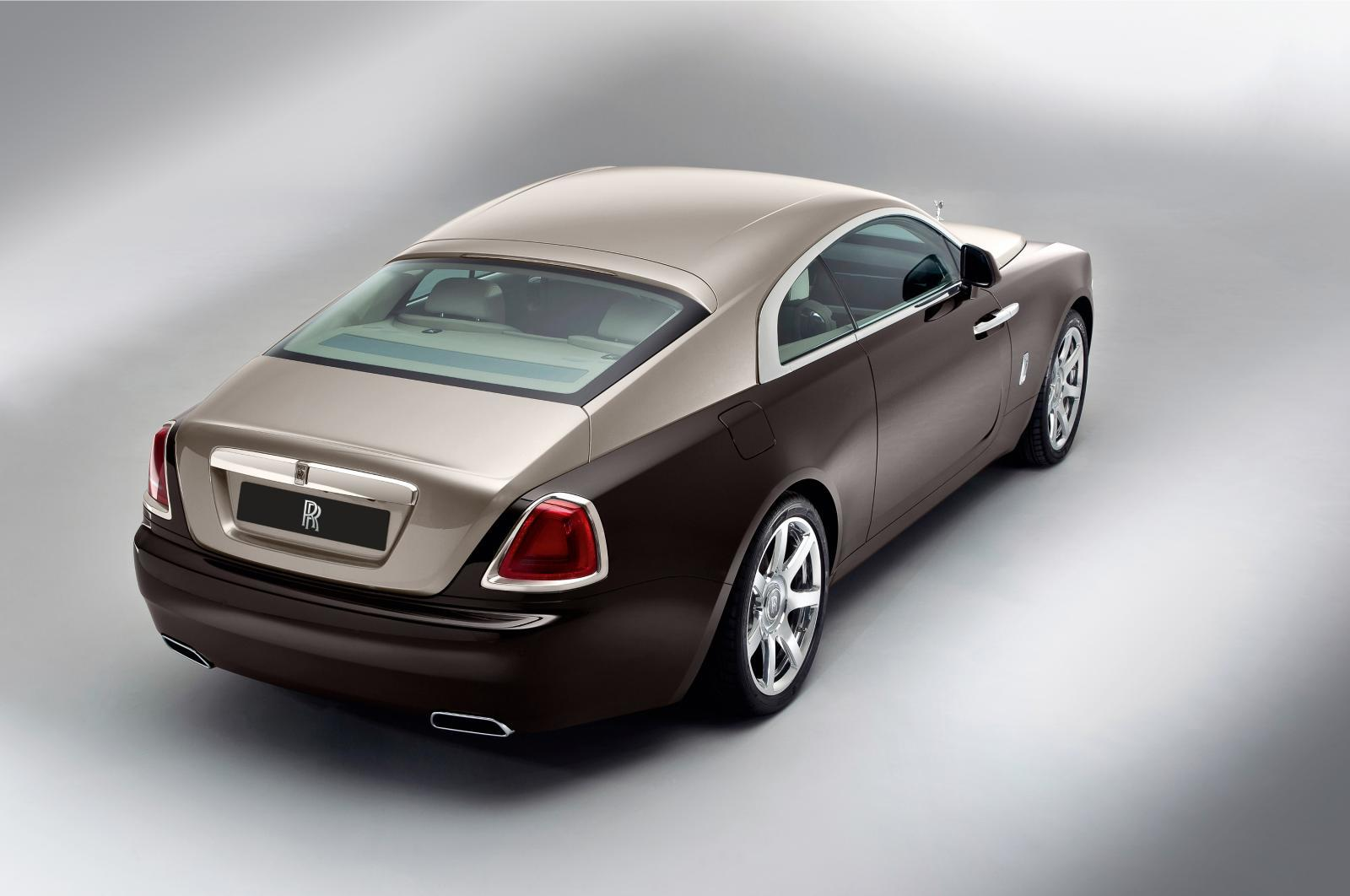 Foto de Rolls-Royce Wraith 2013 (6/14)