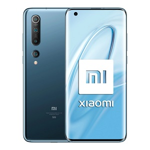 """Xiaomi Mi 10: Super AMOLED de 6,67"""" y FHD+, cuádruple sensor fotográfico con lente principal de 108 megapíxeles y selfie de 20, Procesador de gama alta Snapdragon 865, 8 GB RAM y 128 GB ROM, Conectividad 5G, NFC y batería de 4.780 mAh"""