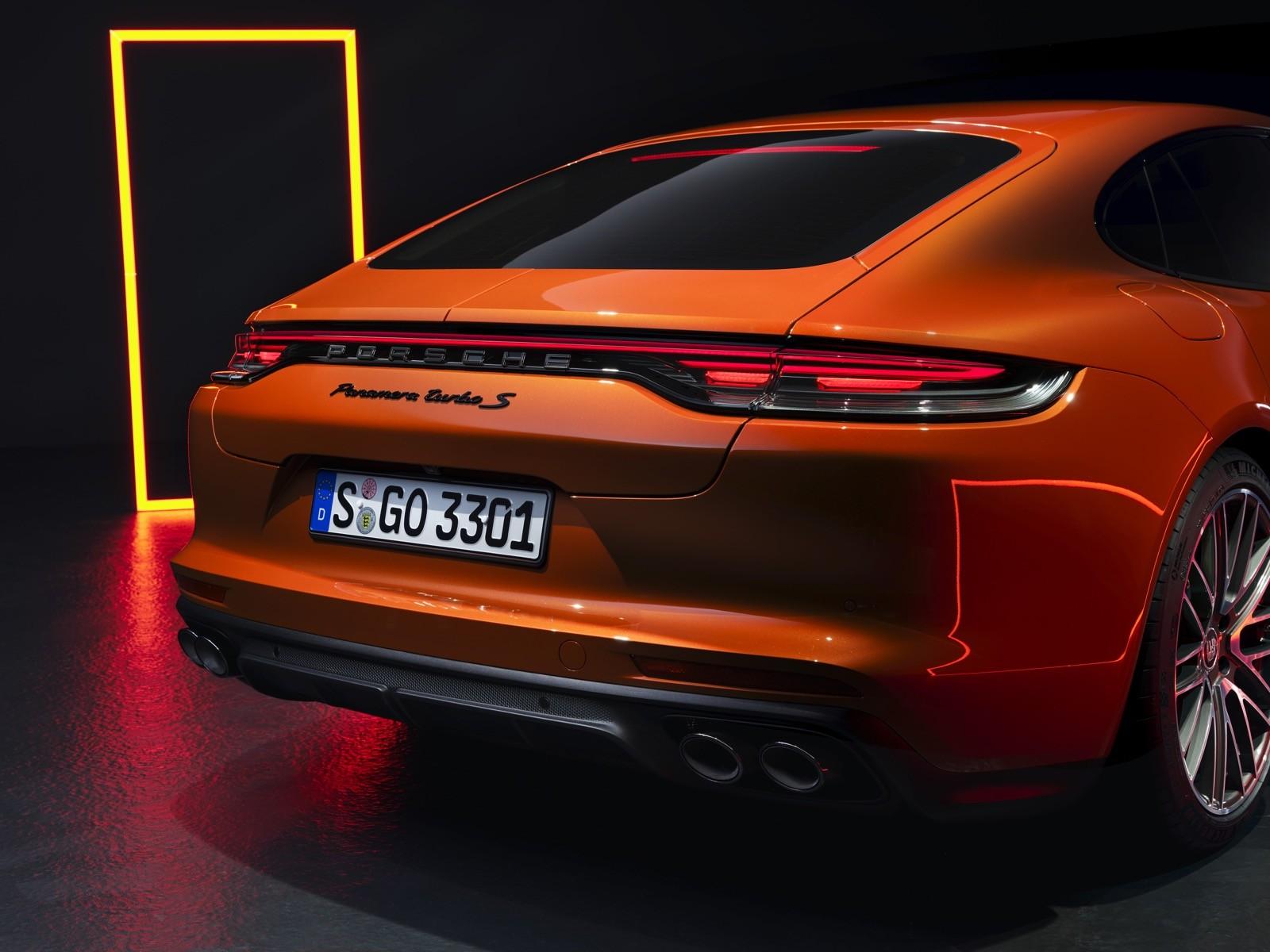 Foto de Porsche Panamera 2021 (42/57)