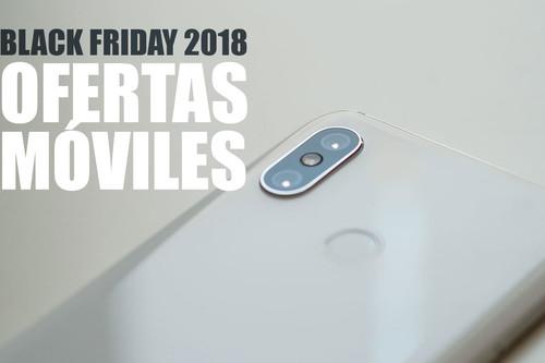Mejores móviles en oferta por el Black Friday 2018 hoy 21 de noviembre