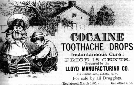 Historia de la medicina: Drogas como medicamento