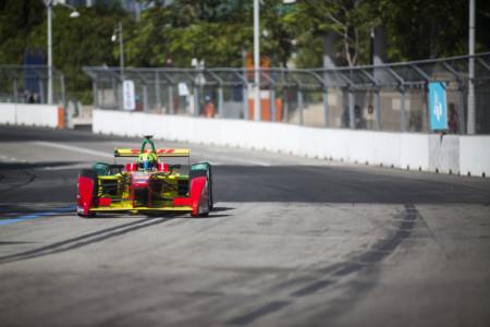 Lucas di Grassi vence una carrera con suspense en Putrajaya