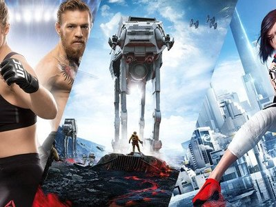 Star Wars Battlefront y Mirror's Edge Catalyst entre los próximos lanzamientos de EA y Origin Access