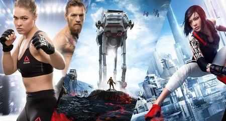 Star Wars Battlefront y Mirror's Edge Catalyst entre los próximos lanzamientos de EA y Origin Access