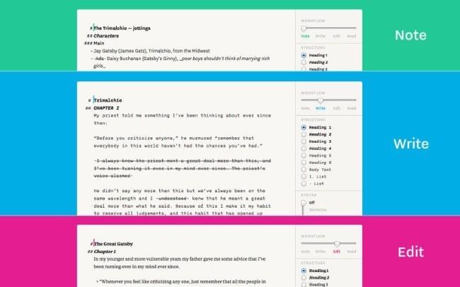 Writer Pro, la nueva aplicación de iA Labs para escritores