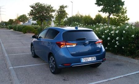 Probamos el nuevo Toyota Auris 120T: conducción y motorización
