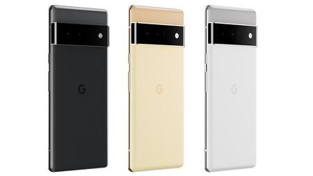 Google Pixel 6 Pro Colores