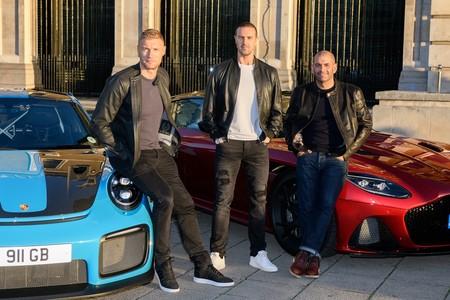 Nuevos presentadores Top Gear 2019