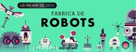 Fabrica De Robots Iphone