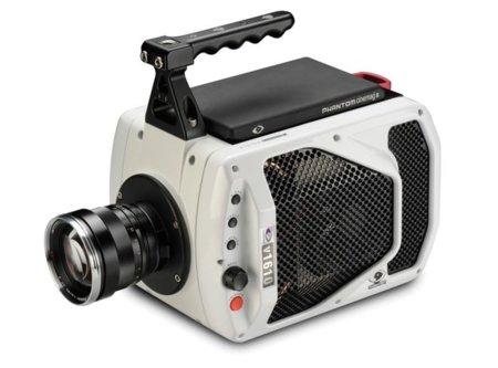 Phantom v1610, grabando a un millón de imágenes por segundo