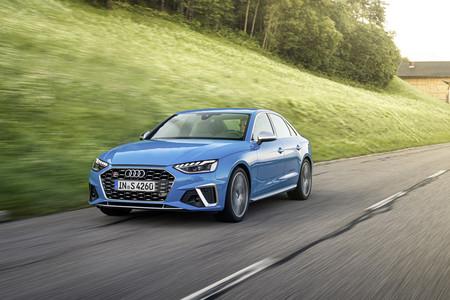 Audi A4 2019 prueba contacto
