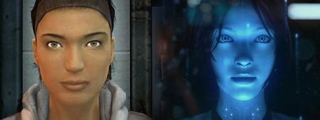 Cortana de Halo pudo haber sido Alyx de Half Life 2