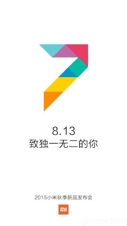 Miui 7 Conference