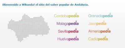 Wikanda: wikipedias locales sobre Andalucía