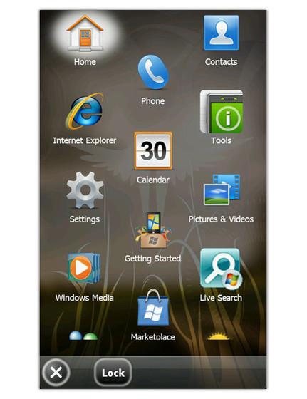Windows Mobile 6.5 versión 23022, novedades en vídeo