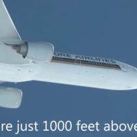 300 metros y de un avión a otro: ¿es este el récord de distancia al compartir fotos con AirDrop? [Actualización]