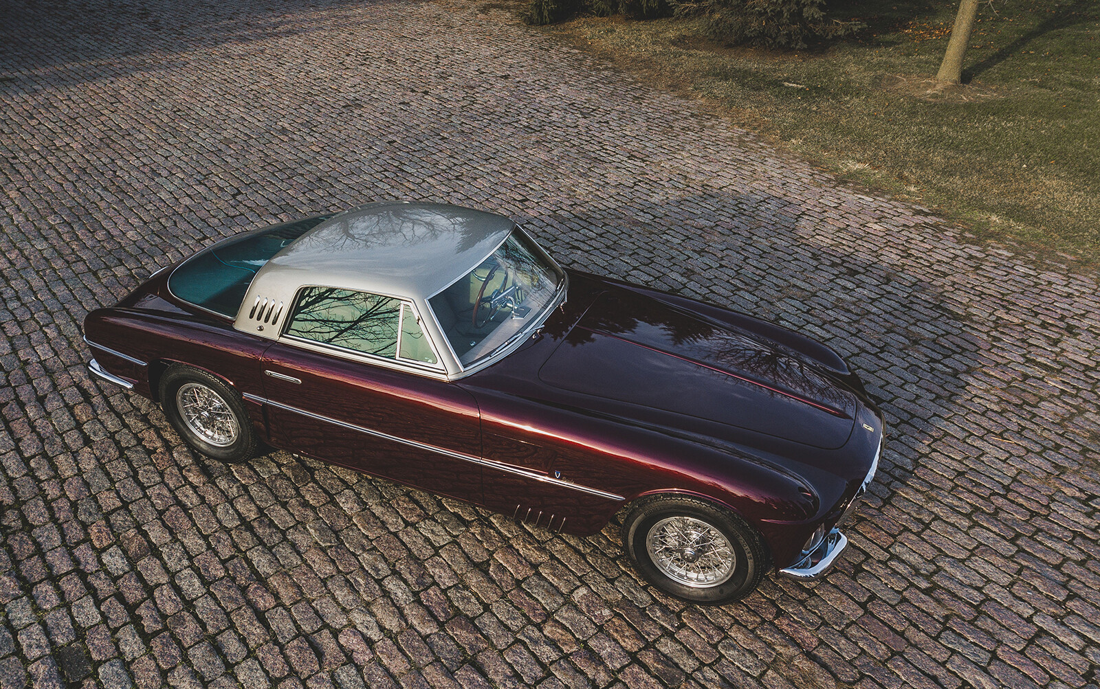 Foto de Ferrari 375 America Coupe Vignale (1954), a subasta (5/16)