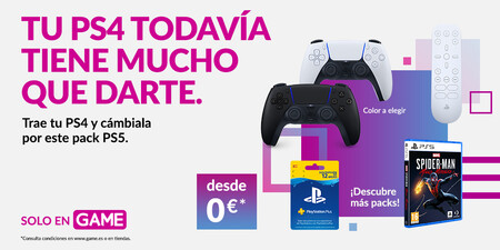 Nuevo Pack Ps5 2