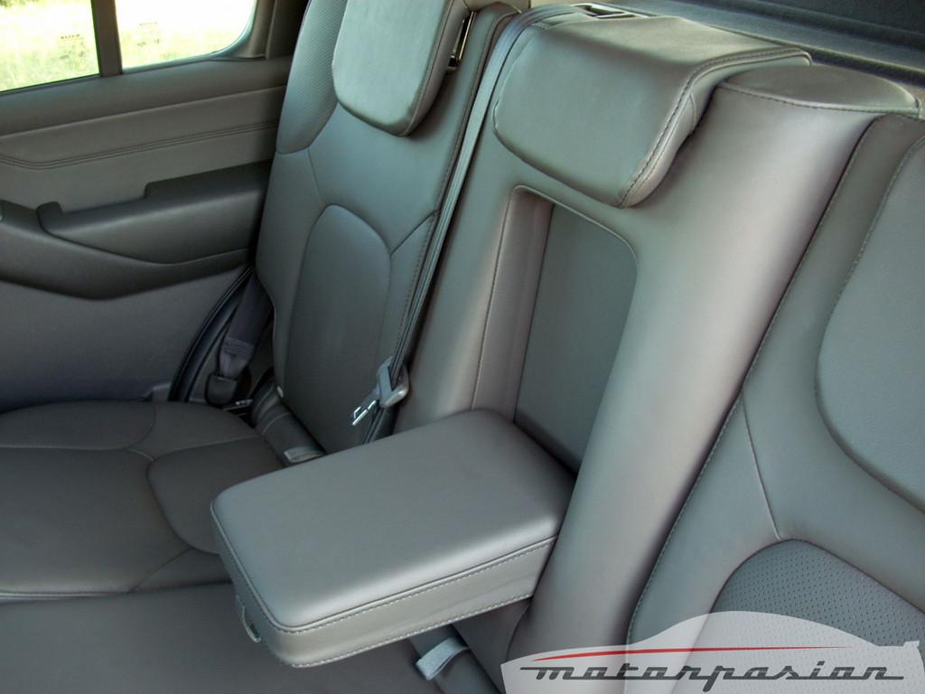 Foto de Nissan Pathfinder (prueba) (42/48)