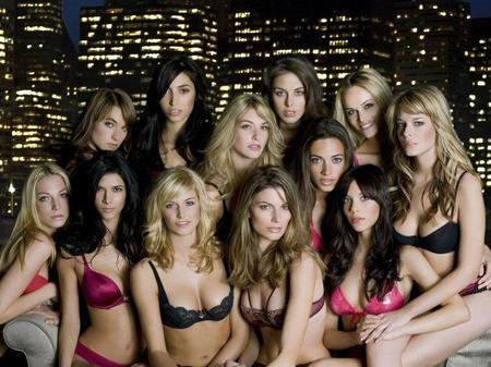 GNTM girls
