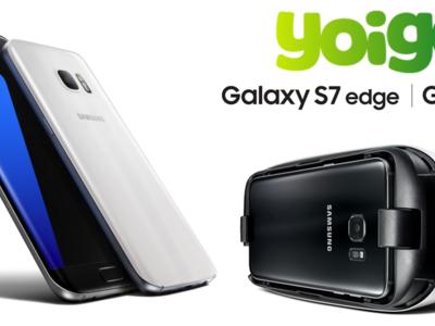 Precios Samsung Galaxy S7 y Galaxy S7 edge con Yoigo