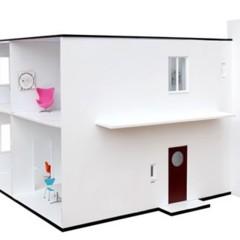 Foto 1 de 6 de la galería una-casa-de-munecas-inspirada-en-arne-jacobsen en Decoesfera