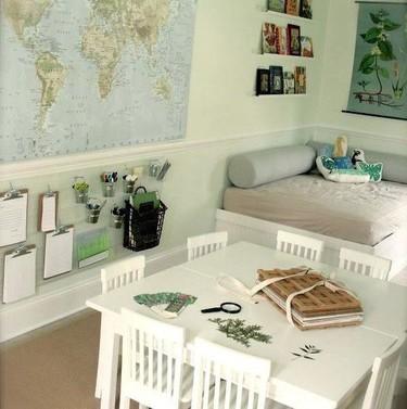 Curso nuevo, cuarto viejo. Cinco ideas para que renovar el dormitorio infantil