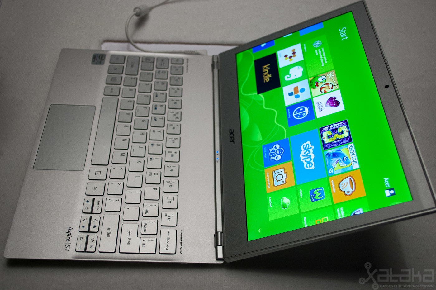 Foto de Acer Aspire S7, primeras impresiones (9/18)