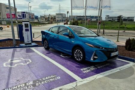 Toyota Prius Plug In Prueba 3