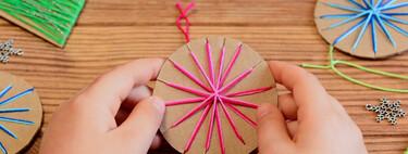 Manualidades navideñas: 27 ideas de adornos para el árbol de Navidad hechos por los niños
