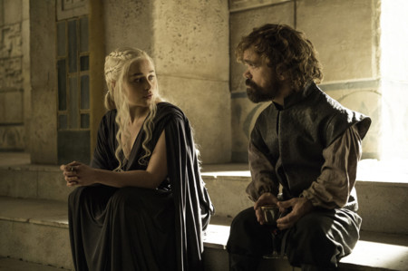 'Juego de tronos' 6x10: Mía es la venganza