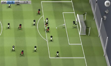 Stickman Soccer +1