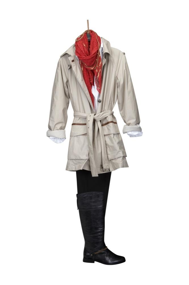 Foto de Lookbook Massimo Dutti Otoño-Invierno 2010/2011: ropa para looks formales de trabajo (1/14)