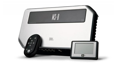 Procesador multicanal JBL MS-8