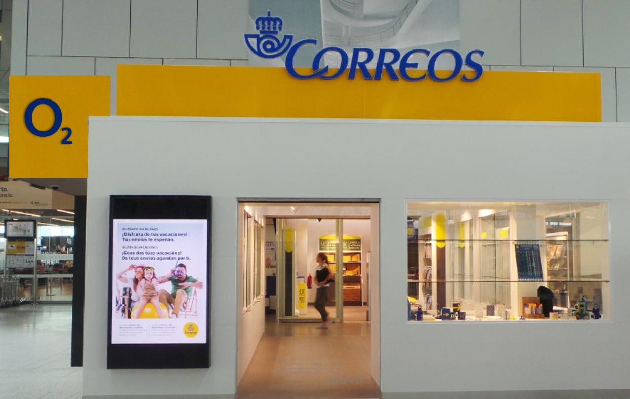 Telefónica se alía con Correos para ofrecer los servicios de fibra y móvil  de O2 en 2.400 oficinas d27a487ddf91