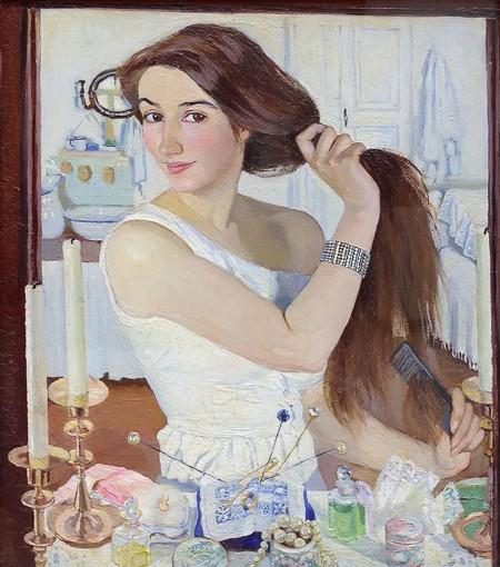 Serebryakova Sefportrait