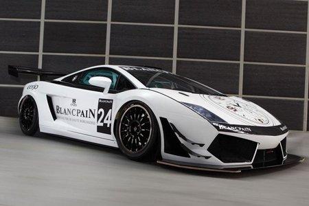 Reiter Engineering confirma su presencia en el FIA GT1 con dos Lamborghini Gallardo LP600+ GT3