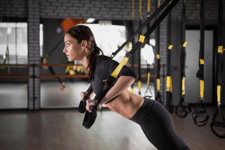 Tabata en suspensión: una rutina de cuatro minutos en TRX para poner a prueba tus músculos