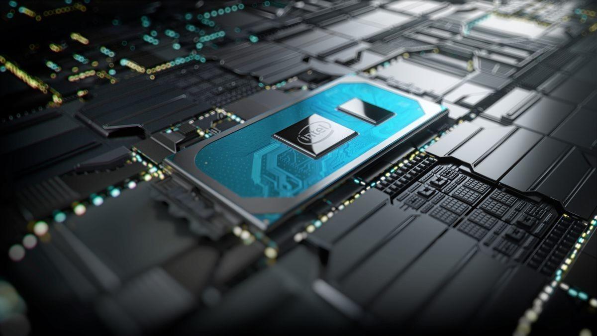 Intel chip