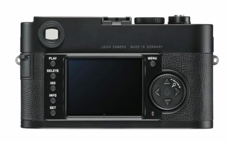 Leica M hace fotos en blanco y negro
