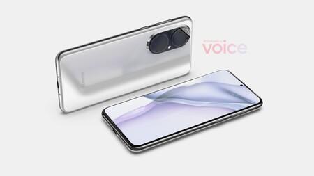 Huawei P50 Voice 02