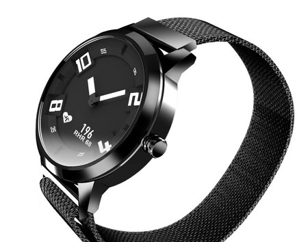 Lenovo Watch X Smartwatch Black