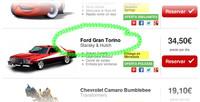 Alquilar el Ford Gran Torino de Starsky y Hutch es posible... el Día de los inocentes