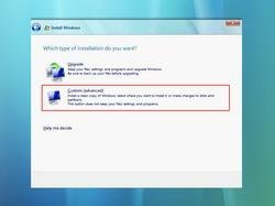 Instalar Windows Vista junto a XP