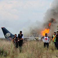 Las condiciones meteorológicas pudieron ser el principal factor del accidente de la aeronave de Aeroméxico en Durango