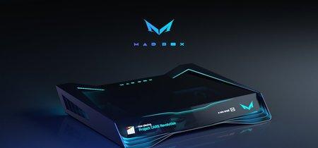 Mad Box presenta el diseño definitivo de su consola (y es tan indescriptible como su futuro)