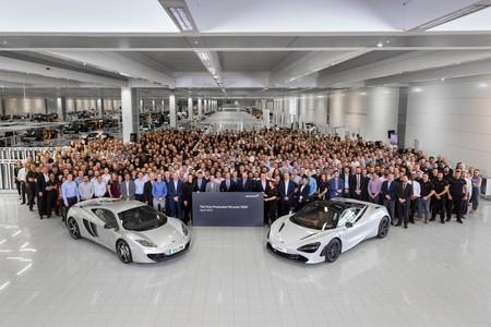McLaren 720S y 12C