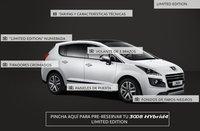 Ya se puede reservar el Peugeot 3008 HYbrid4